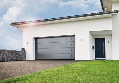 Perfekte Garagen Sektionaltore  Entrematic Switzerland
