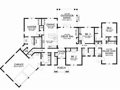Plan Bishop Plans Law Suite Floor Ranch