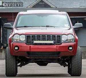Wheel Offset 2006 Jeep Grand Cherokee Super Aggressive 3 5