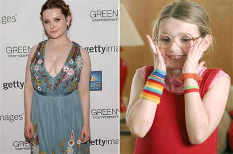 Abigail Breslin Explains Why She Didn't Report Rape After