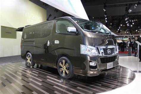 nissan nv concept   big box  tokyo motor show