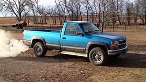 92 Chevy K2500 454