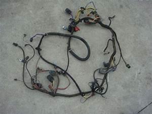 John Deere Main Wiring Harness Part   Am123180 For Sale