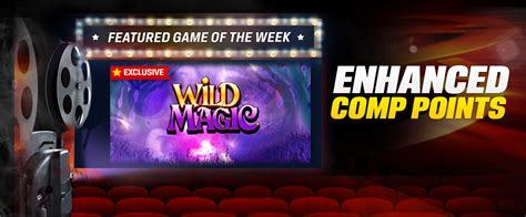 Coral Enhanced Comp Points  Wild Magic Slot