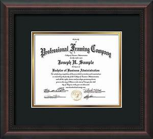 custom university frames custom mahogany braid art and With custom document frames