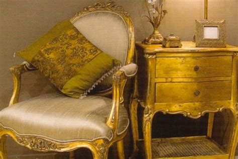 gilded gold furniture apartments   blog