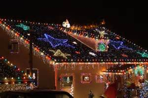 rooftop christmas decorations