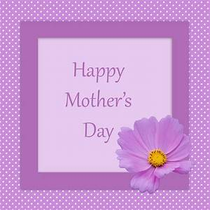 Mother's Day Card Flower Free Stock Photo - Public Domain ...