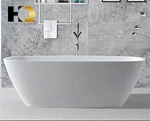 Freistehende Badewanne Mineralguss : freistehende design badewanne aus mineralguss ontario ~ Michelbontemps.com Haus und Dekorationen
