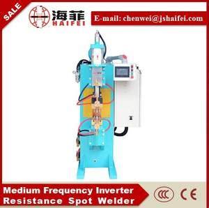 wuxi haifei welding equipment coltd spot welder