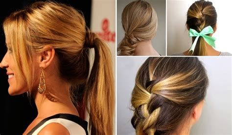 Try These Easy To Do Hairstyles For A Girl's Night Out Bun Hairstyles Tutorial Pinterest Girl Haircut Meme Round Face No Bangs Layered For Long Hair Youtube Natural Curly Fall Nutrition Unique You Can Do Yourself Hairstyle Videos