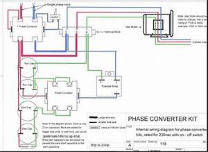 Phase Converter Schematic In 2020