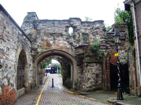 liberal england  turret gateway  leicester castle