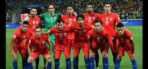 Últimas noticias, fotos, y videos de selección chilena las encuentras en ojo. Filtran las sorpresas que tendrá la nómina de la Selección ...