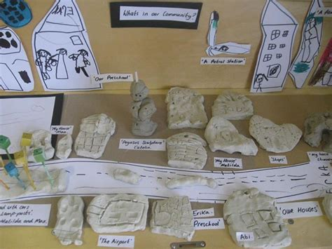 what s in our community the children created their