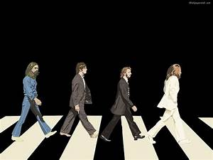 The Beatles Abbey Road Black And White | MUSIC