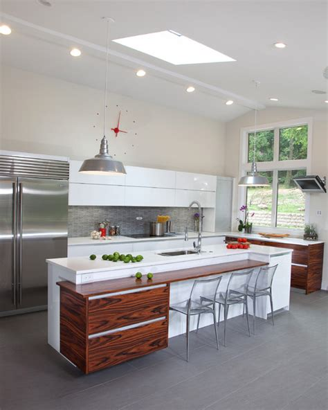 modern kitchen design  nj contemporary kitchen