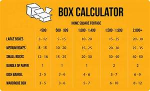 Moving Boxes  U0026 Supplies