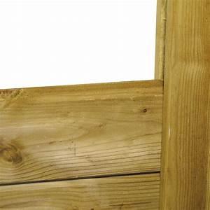 Planche Bois Autoclave : lames de clture emboiter idea bois nicolas ~ Premium-room.com Idées de Décoration