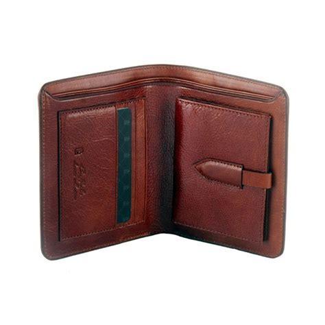 Buffalo Brown Men?s Leather Wallet 1989