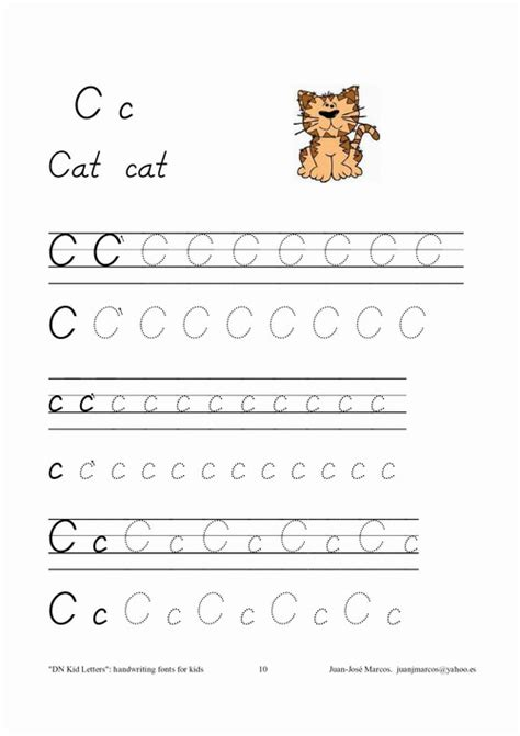 handwriting fonts  teaching children  write