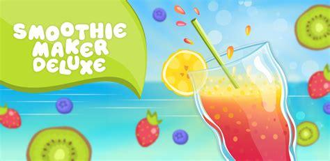 jeu de cuisine android smoothie maker deluxe jeu de cuisine amazon fr