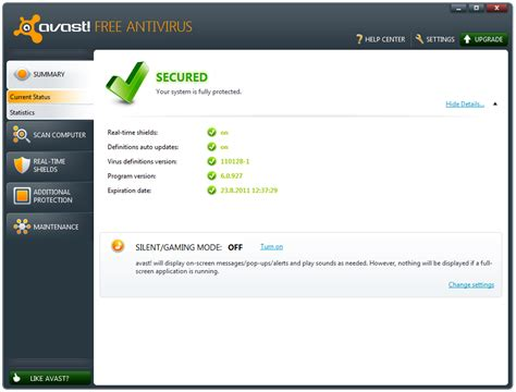Free Download Avast Antivirus 8 With 1 Year License Key