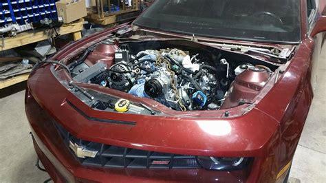 2010 Camaro with a Duramax V8 – Engine Swap Depot