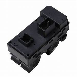 Oem Replacement Master Power Window Switch Lh Fits Chevy
