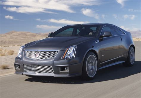 2018 Cadillac Cts V Coupe Overview Cargurus