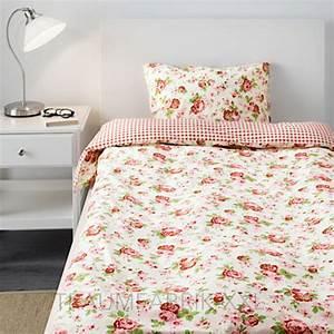 Ikea Bettwäsche Weiß : ikea bettw sche bettw scheset rosali 2 teilig 80 80 und 140 200 cm 200 140 neu traumfabrik xxl ~ Markanthonyermac.com Haus und Dekorationen