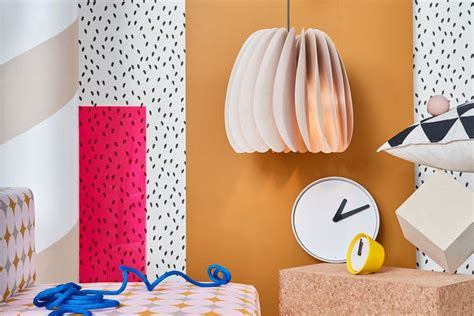 Ikea's New Products Coming In February Have A Playful €�80s