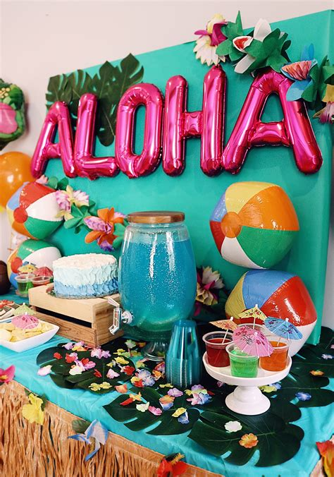 moana themed party chanel moving