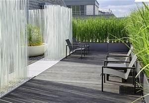 Raumteiler Für Garten : sichtschutz und raumteiler im garten medienservice architektur und bauwesen ~ Michelbontemps.com Haus und Dekorationen