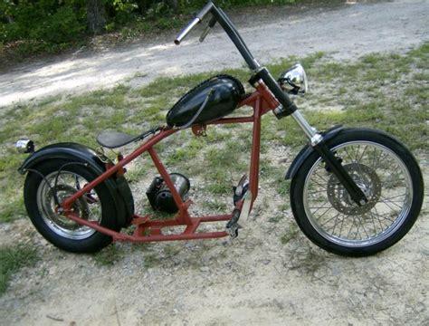 Harley Davidson Bobber Roller Chopper For Sale On 2040-motos