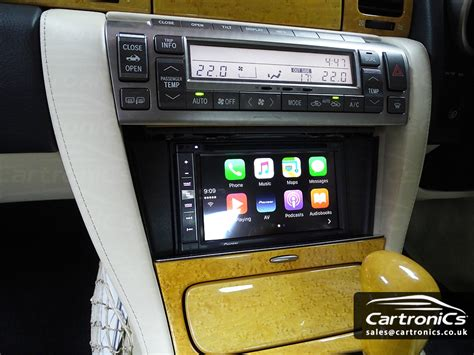 Lexus Sc430 Apple Carplay Upgrade