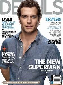 Henry Cavill For Details By Mark Seliger