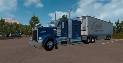 Road Truck by Road Truckers Package For Mod Ats Mod American