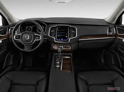 volvo xc90 interior volvo xc90 prices reviews and pictures u s news