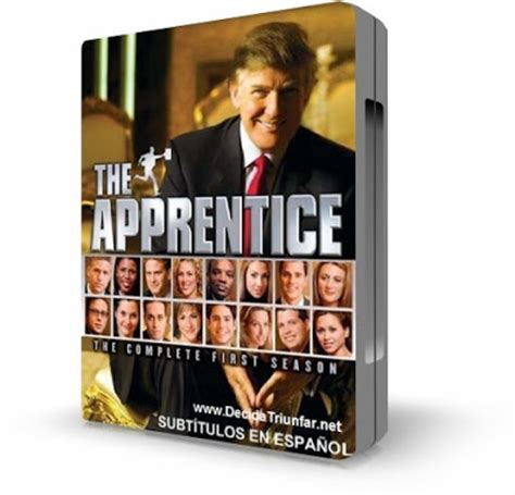 El Aprendiz Donald Resumen the apprentice el aprendiz donald dvd
