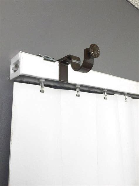 nono bracket  mounted blinds curtain rod bracket