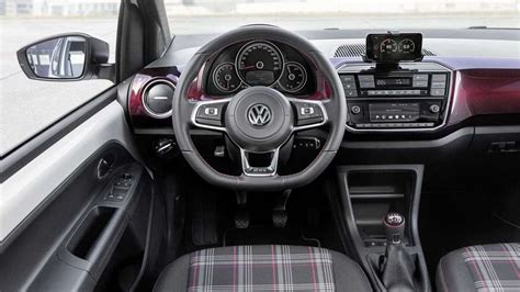 interni up volkswagen up gti foto allaguida