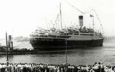 nea hellas  historic ship  brought thousands