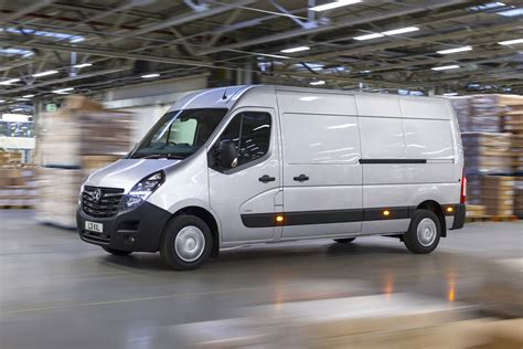 vauxhall movano  engines  pricing revealed