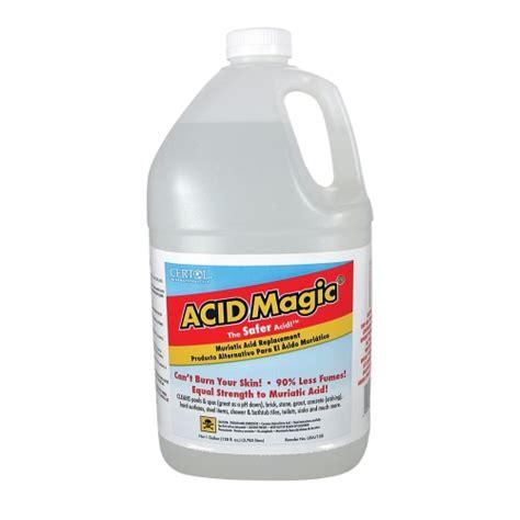 image gallery muriatic acid