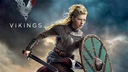 Vikings Lagertha Wallpapers Viking Katheryn Winnick Fond