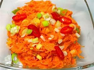 Rezept Für Karottensalat : sommerlicher karottensalat rezept mit bild von seoras ~ Lizthompson.info Haus und Dekorationen