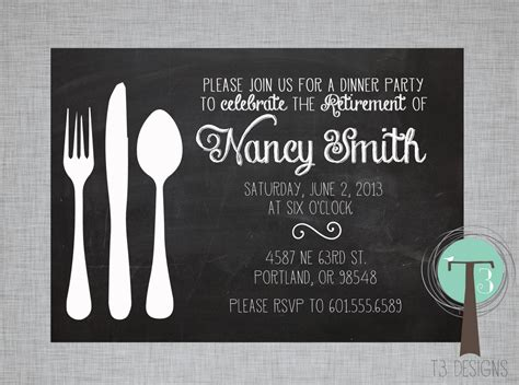 business lunch invitation templates
