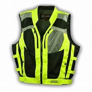 Olympia Nova 2 HiViz Safety Vest RevZilla