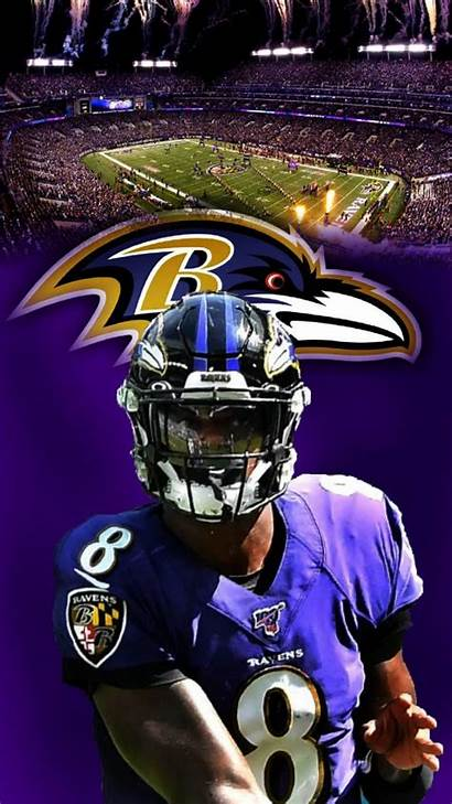 Lamar Jackson Ravens Baltimore Wallpapers Zedge Nfl
